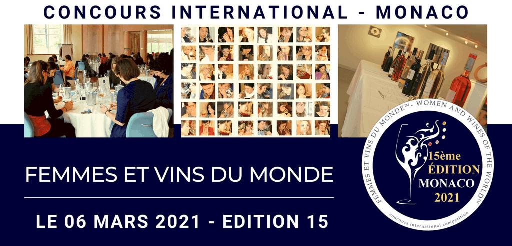 Femmes et Vin du Monde 2021